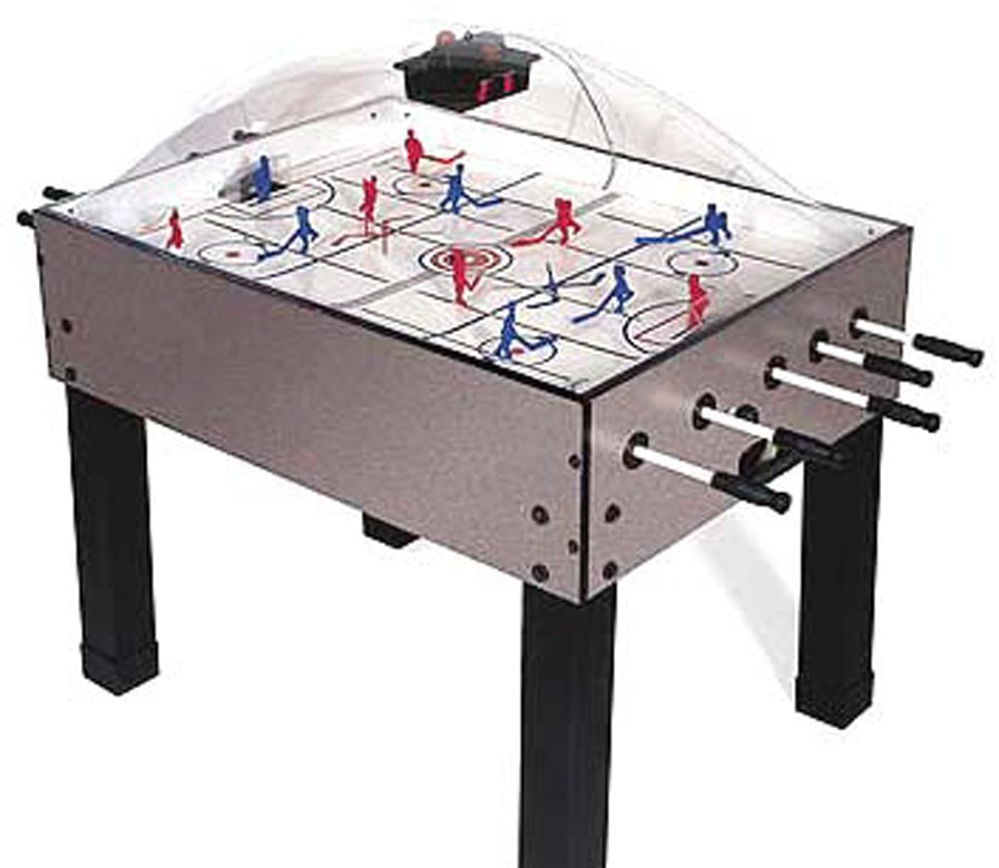 Tables de jeux tables de hockey r sidentielle et for Jeu des tables